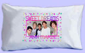 ONE DIRECTION Pillowcase Sweet Dreams